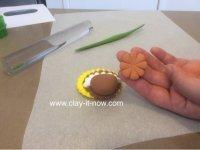 thanksgiving turkey clay, turkey, thanksgiving, turkey clay napkin ring-3