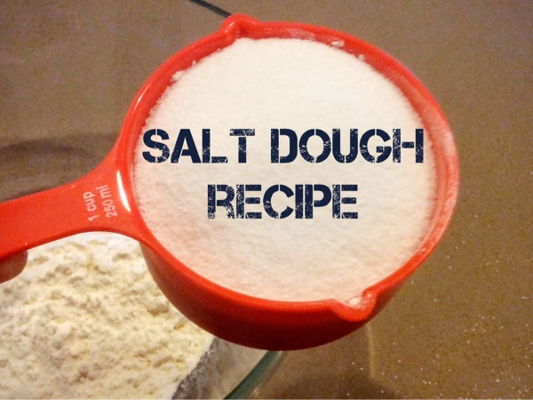 salt dough recipe - 7234