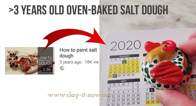 salt dough recipe - clayitnow