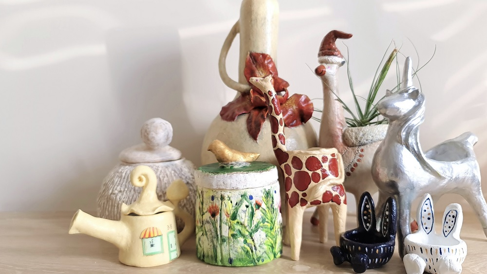 copycat pottery - Clayitnow