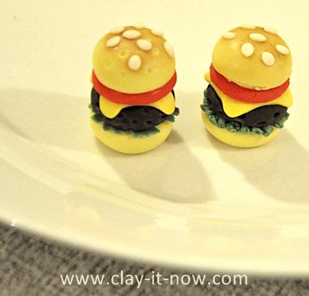 burger clay