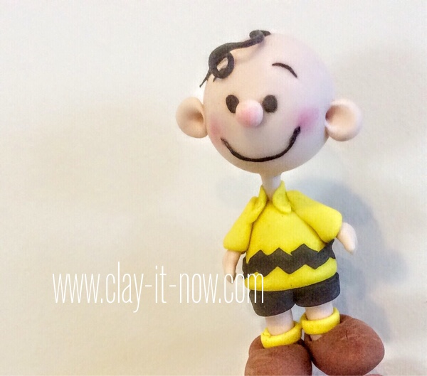 8109-Snoopy and Charlie Brown Figurine from Peanuts