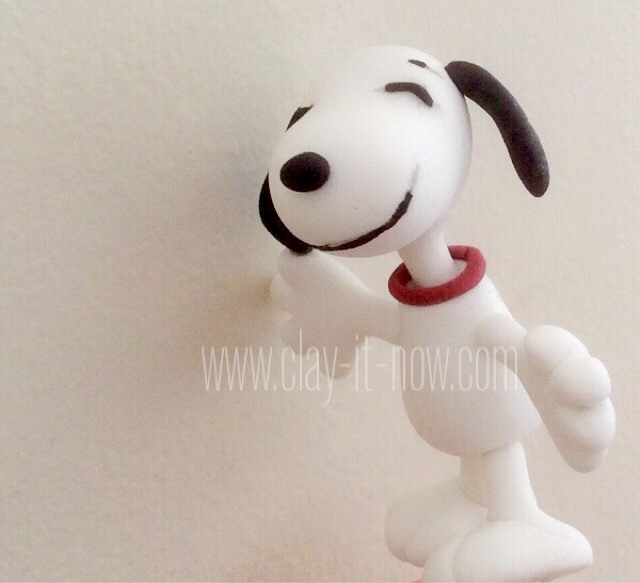 8112-Snoopy and Charlie Brown Figurine from Peanuts