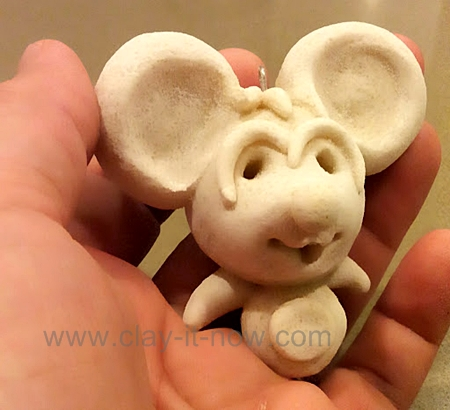 ratsaltdough, rat figurine, ra