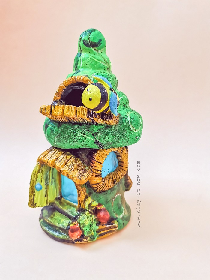 fairy house ideas - fairy house tutorial