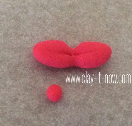 cat on the pillow pencil topper-claycatfigurine-12