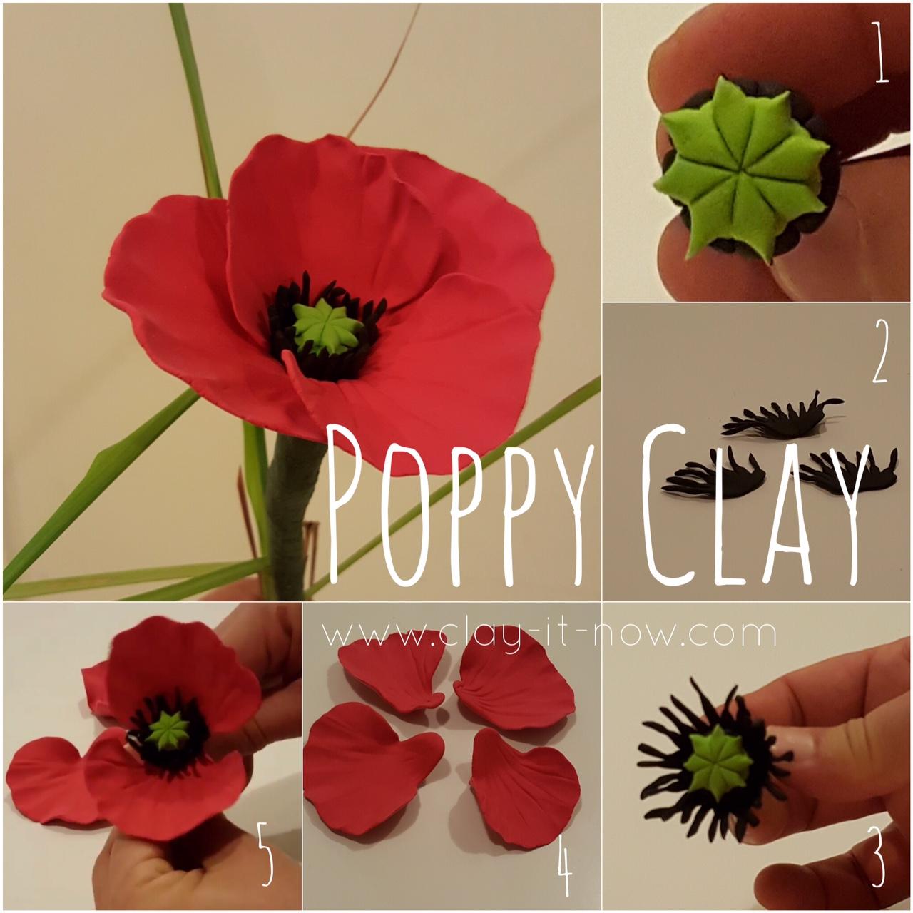 Poppy flower tutorial poppy flower tutorial guide mightylinksfo