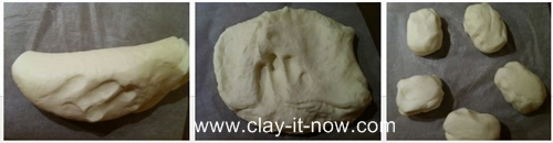 cold porcelain clay recipe, unbreakable cold porcelain
