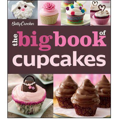 cupcake ideas, the big book of cupcakes, cupcake design