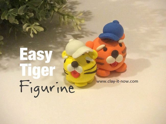 easy tiger figurine