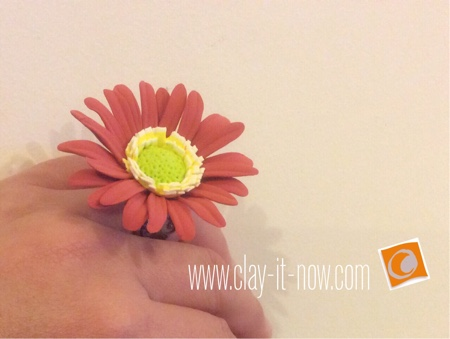 making gerbera daisy without mold