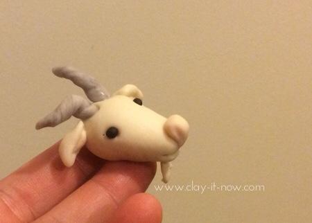 goat figurine, goat, Helen Penman