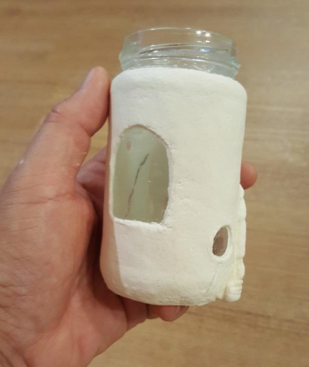 chanterelle mushroom house - clayitnow 3