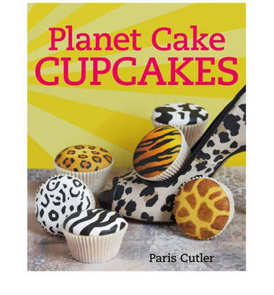 planet cake cupcakes, paris cutler