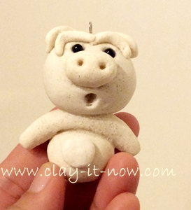 Pig Salt Dough