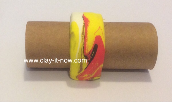 thanksgiving turkey clay, turkey, thanksgiving, turkey clay napkin ring-5