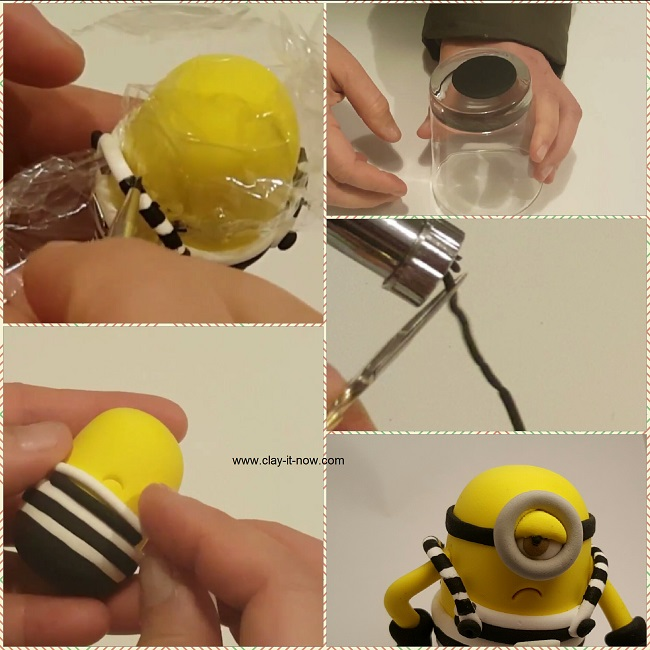 how to make minions from despicable me