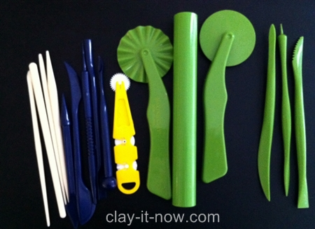 essential clay tools