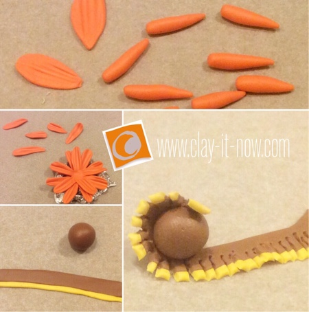 gerberadaisyclayring-gift idea for Mother's day