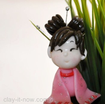 japanesegirlfigurine, geisha, japanesegirl, cuteminifigurines